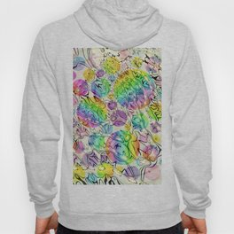 bursting bubbles are free Hoody