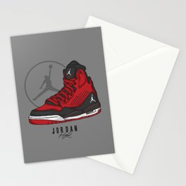 Jordan Flight SC-3 Stationery Cards