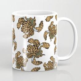 LEOPARD IRIS Coffee Mug