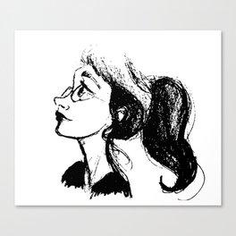to wonder... Canvas Print