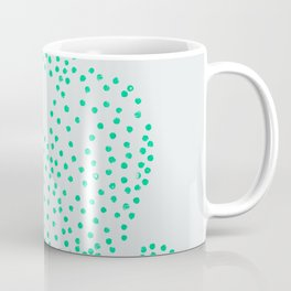 Cactus in dot Coffee Mug