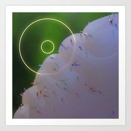 #Flop #Serve - 20160713 Art Print