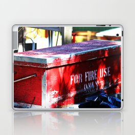 For Fire Use Only Laptop & iPad Skin