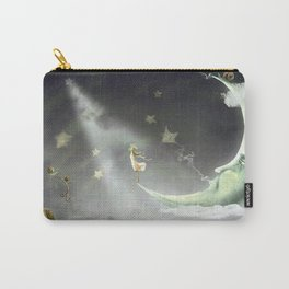 Night. Time of miracles and magic Carry-All Pouch