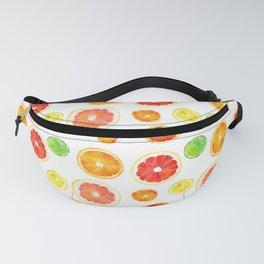 Citrus pattern Fanny Pack