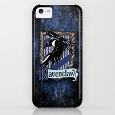 Ravenclaw team flag emblem iPhone 4 4s 5 5c, ipod, ipad, pillow case, tshirt and mugs Slim Case iPhone 5c