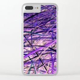In the Reeds Clear iPhone Case