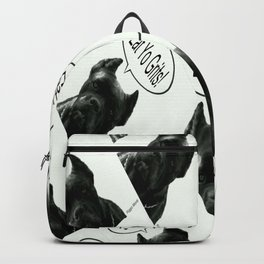 Riggo Monti Design #18 - Eat Yo Grits! Backpack