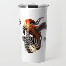 Zebra mi-mi-me Travel Mug