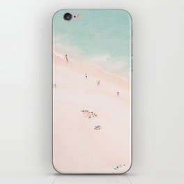 Beach Summer Bliss iPhone Skin