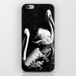 We are together iPhone Skin