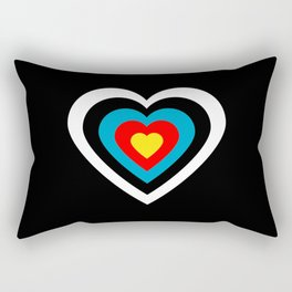 Love archery Rectangular Pillow
