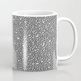 Cellular Automata Coffee Mug