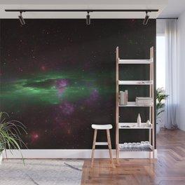 ZoooooZ green Galaxi Wall Mural