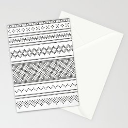 Northern Knit III Stationery Cards