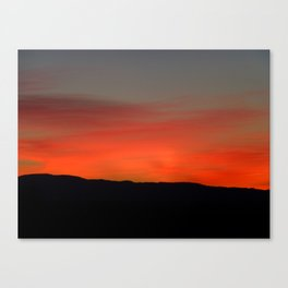 Perfectly Natural Canvas Print
