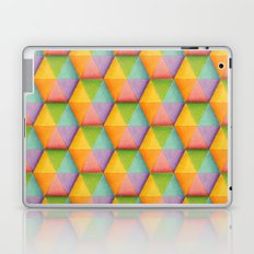 Rainbow Facets Laptop & iPad Skin