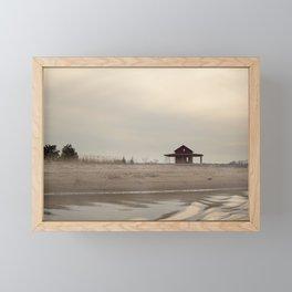Lonely Framed Mini Art Print