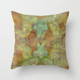 In With the Tide Throw Pillow