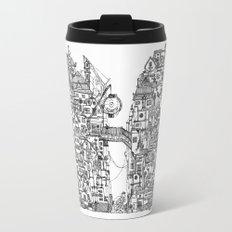 Busy City VII Travel Mug