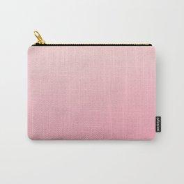 ROSE PETALS - Minimal Plain Soft Mood Color Blend Prints Carry-All Pouch