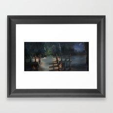 Nocturnal Framed Art Print
