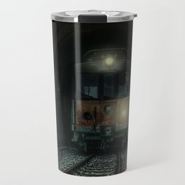 Mysterious trip Travel Mug