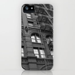 Windows and Stairs iPhone Case