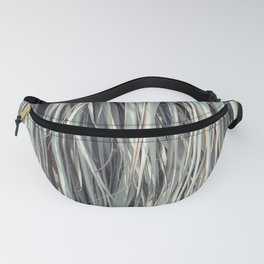 Dry Palm Branches Fanny Pack