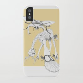 Weird & Wonderful: What bugs you? iPhone Case