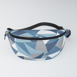 Abstraction #10 Fanny Pack