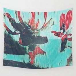 Slide Show Specimen Wall Tapestry