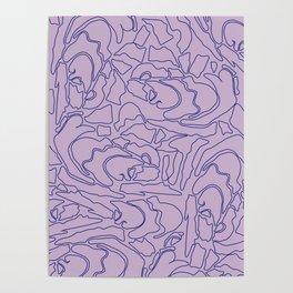Pastel Pattern II Poster