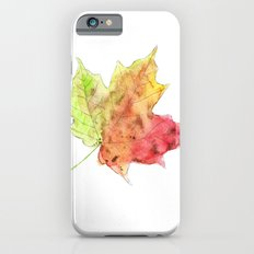 Fall Leaf #2 Slim Case iPhone 6s