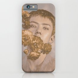 Aphrodite Fragrance | Sehun iPhone Case