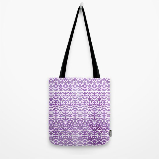 Tribal Mosaic Tote Bag