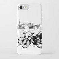 copenhagen iPhone & iPod Cases featuring Copenhagen by sarknoem