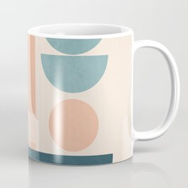 Elegant Geometry 19 Coffee Mug