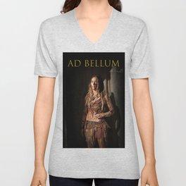 Lexa Ad Bellum Unisex V-Neck