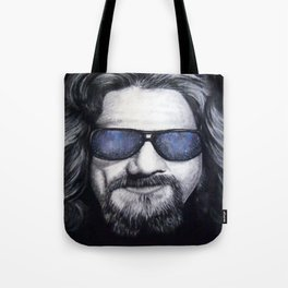 The Dude Lebowski Tote Bag