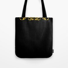 Golden Paradox Tote Bag