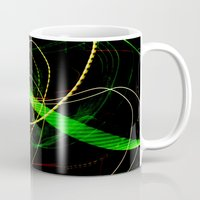 sonic Mugs featuring Sonic Waves by Jonathan Wright Productions