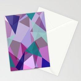 Geometric 2.1 Stationery Cards