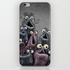 Yip Yip iPhone & iPod Skin