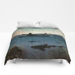 Sea Kayaking Comforters