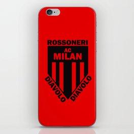 Slogan Milan iPhone Skin