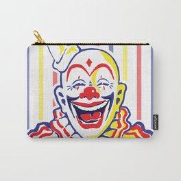 Clown Classic Circus Clown Carry-All Pouch