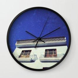 Spanish House Wall Clock