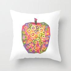 Apple (Pomme) Throw Pillow