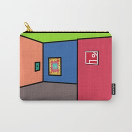 Good Vibes : PLM Gallery Carry-All Pouch